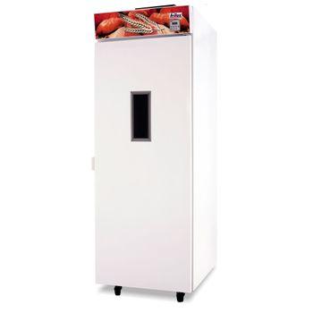 Câmara Climática de Fermentação de Pães, modelo RF-114, Aquecida e Refrigerada, capacidade de 20 esteiras ou 500 pães - Frilux