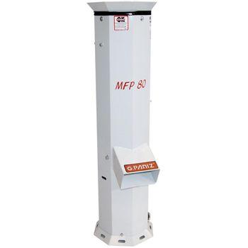 Moinho de Pão modelo MFP-80, confeccionado totalmente em Aço Inox - G.Paniz