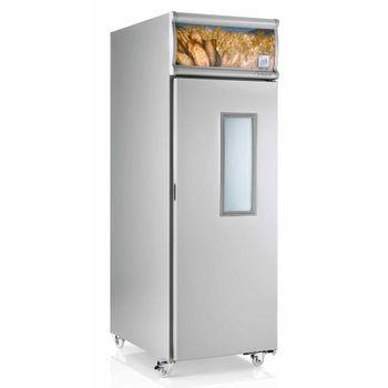Câmara Climática para Fermentação de Pães, Aquecida e Resfriada, Modelo GCTP-600, da Marca Gelopar