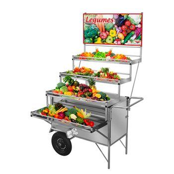 carrinho-expositor-inox-cefaz-legumes