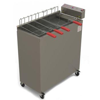 Fritadeira-Eletronica-PR-3000-EL-Progas-Aco-Inox-Escovado-
