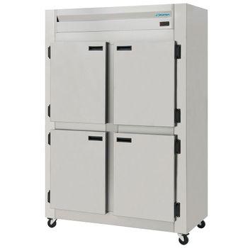 Geladeira-Refrigerador-Comercial-Aco-Inox-6-Portas-Cegas-KRES-4P-Kofisa